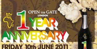 Open The Gate - 1st Anniversary!